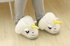 Kawaii Clothing Cute Ropa Harajuku Unicorn Pony Slippers Shoes Zapatos Unicornio image 9
