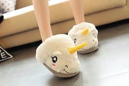 Kawaii Clothing Cute Ropa Harajuku Unicorn Pony Slippers Shoes Zapatos Unicornio image 8