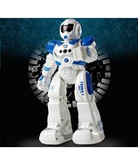 Haite Remote Control RC Robot Toys Interactive Walking Singing Dancing S... - $26.93