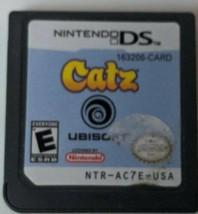 Catz (Nintendo DS, 2006) Tested Working - $4.95
