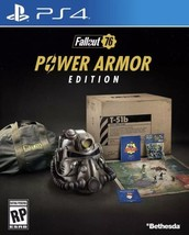 Fallout 76 Power Armor Edition - PS4 Playstation 4 * Brand New In Hand S... - $349.00