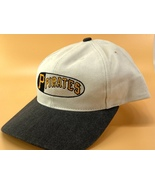 "Pittsburgh Pirates Vintage MLB Cream Logo ""P"" Cap (New) By Twins Enterprise - $19.99"