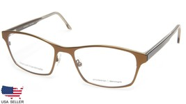 NEW PRODESIGN DENMARK 1400 c.9721 KHAKI EYEGLASSES FRAME 54-18-140 B38mm... - $113.83