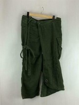 KAPITAL Saruel Pants Men Size 1 Khaki Cotton From Japan Best deal - $167.22
