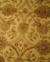 New Smooth Wool Authentic Handmade 10' x 14' Beige Jaipur Wool Rug image 11