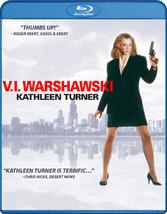 V I Warshawski (Blu-Ray)