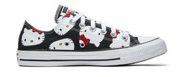 Converse X by Hello Kitty Limited Edition Sneakers Unisex Shoes Men's Women's image 14