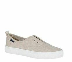 Sperry Top-Sider Crest Vibe Creeper Linen CVO Sneaker Sz 6.5 NEW - $26.59