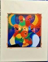 Disney World 2020 Orange Bird Print Think Tiki Thoughts, NEW - $74.00