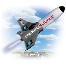 Smithsonian Rocket Science Launchable Educational Children's Toy Kit - New - $28.95