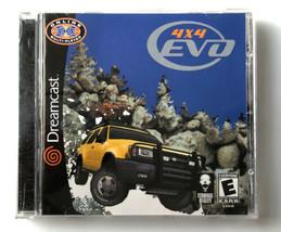 ☆ 4x4 EVO EVOLUTION (Sega Dreamcast 2000) AUTHENTIC COMPLETE in Box Game... - $14.99