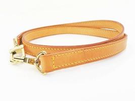 Authentic LOUIS VUITTON Leather Shoulder Strap #32023 - $279.00
