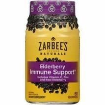 Zarbee's Naturals Elderberry Immune Support* with Vitamin C & Zinc, Natural - $9.50