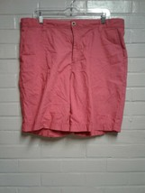 Men's Izod Red Size 36 Casual Shorts - $7.23