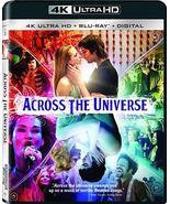 Across the Universe [4K Ultra HD + Blu-ray] - $15.95