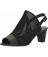 Womens Rockport Total Motion Audrina Sling Shootie - Black, Size 6.5 US ... - $89.99