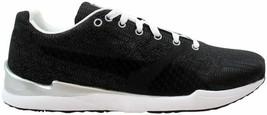 Puma XS500 Woven Dark Shadow/Black-White 360106 02 Men's Size 11.5 - $39.37