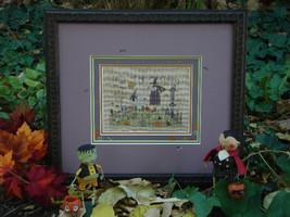We Will Go A Haunting cross stitch kit Shepherd's Bush - $40.00