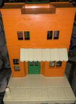 Vintage Sesame Street Playskool 1984 Muppets Hooper's Store Play House Playset - $29.08