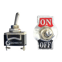 WYS Heavy Duty 20A 125V 15A 250V SPST 2 Terminal ON/OFF Toggle Switch Sales - $3.49