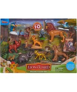 Disney Junior - Lion Guard Pride Lands Deluxe Figure Set - $42.76
