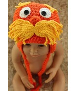 Handmade Knit Crochet Baby Hat Newborn Child Ha... - $8.99