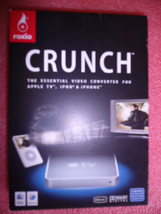 Roxio Crunch software / essential video convert... - $23.36
