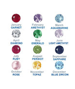 14K Gold Stud Screw Back Birthstone Earrings for all ages ON SALE THIS WEEK - $12.73+