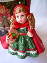 Hallmark Keepsake Little Red Riding Hood Madame Alexandar QX6155 - $14.90