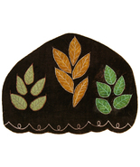 Gestalt Leaves: Quilted Art Wall Hanging - $335.00