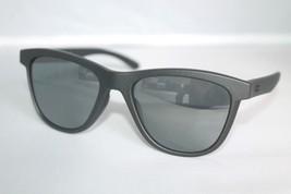 Oakley Moonlighter Sunglasses OO9320-05 Steel COLOR Frame W/ Black Iridium Lens - $69.29