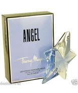 Angel Perfume by Thierry Mugler 0.8 oz Eau De Parfum Spray Refillable Ni... - $45.20