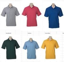 Biz Collection Kids Crew Polo School Uniform Shirt Discounted 5 Packs - $35.00