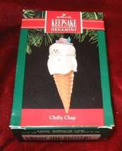 1991 Hallmark Keepsake Ornament Chilly Chap QX533-9 - $19.99