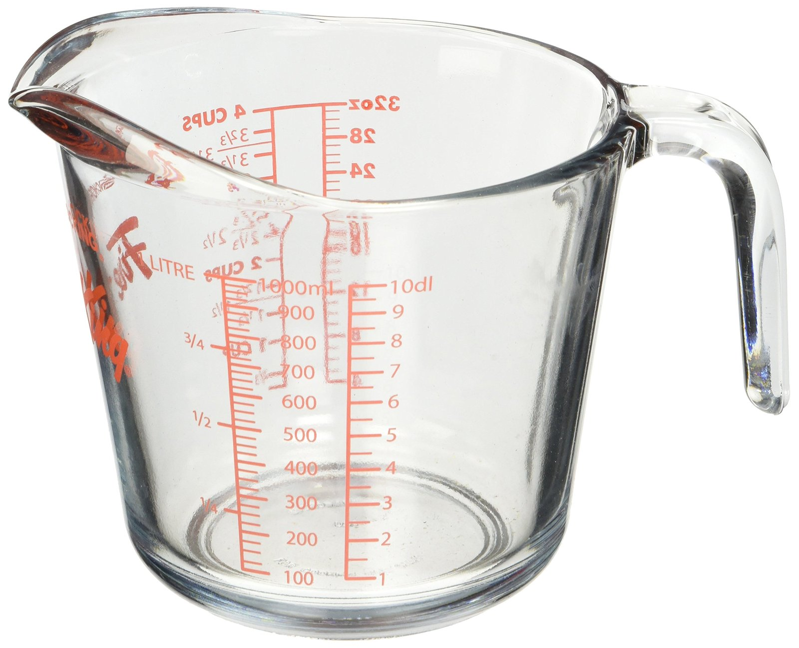 Anchor Hocking Measuring Cup, 4 Cup Capacity - $29.95
