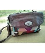 Fossil Long Live Vintage Purse / Shoulder Bag A... - $158.40