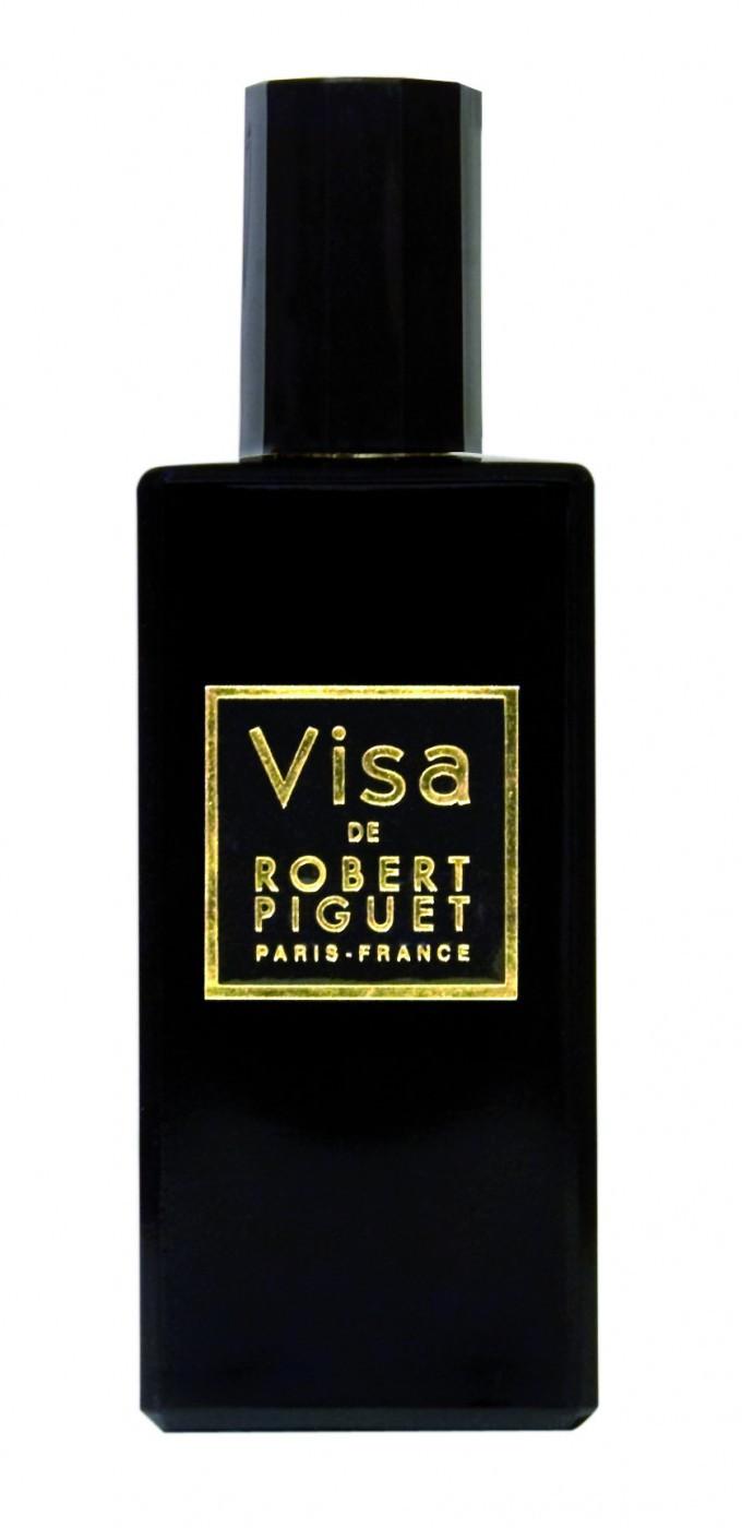 VISA by ROBERT PIGUET 5ml Travel Spray Vetiver Pear Ylang Benzoin Perfume