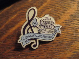 Precious Moments Pin - Vintage 1993 Enesco Collection 15 Years Sweet Mem... - $19.79