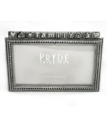 Pewter Family Picture Frame 4x6 - $12.99