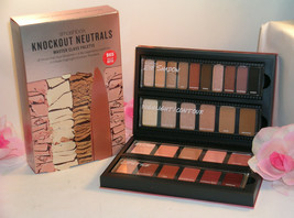 New Smashbox Knockout Neutrals Master Class Palette 27  Shades Eyes Chee... - $64.99