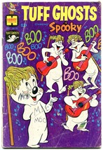 TUFF GHOSTS #29 1967-SPOOKY-HARVEY COMICS ROCK COVER FR/G - $18.62