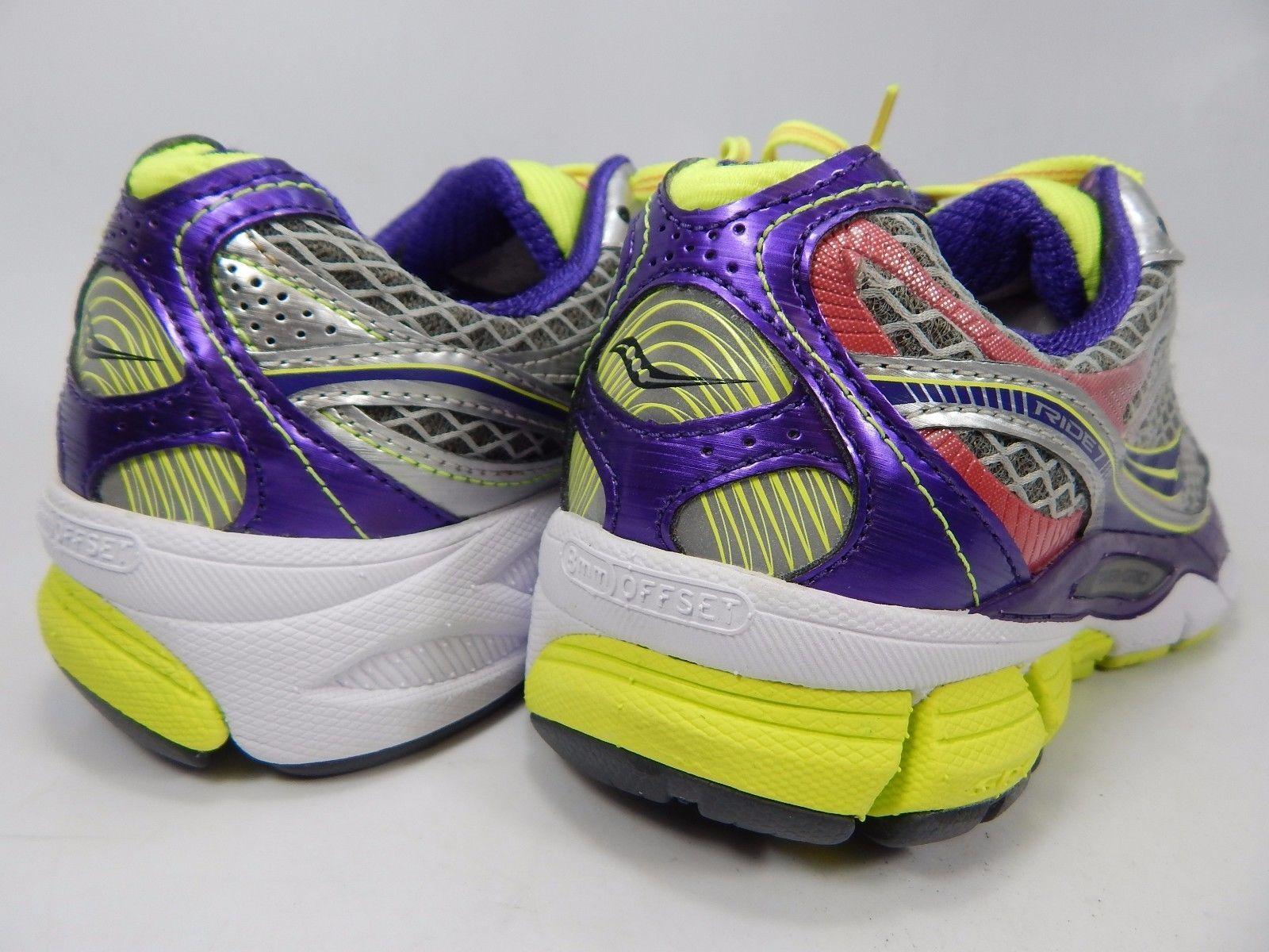 Saucony Ride 7 Women's Running Shoes Size US 6.5 M (B) EU 37.5 Gray S10241-2