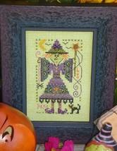 Wanda Witch cross stitch kit Shepherd's Bush - $14.00