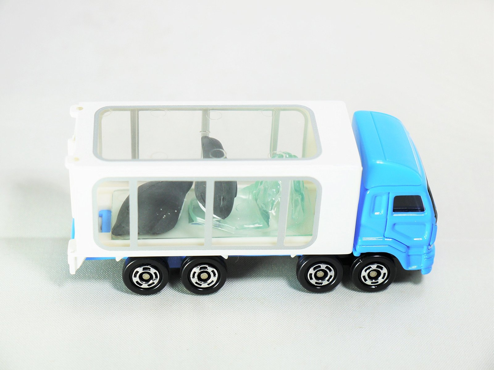 Takara Tomy Tomica Commercial Vehicle Typus And 50 Similar Items Diecast Truck No77 Hino Profia Original Animal Carrier Penguin 47