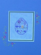 Viiolet Egg cross stitch kit Shepherd's Bush - $14.00