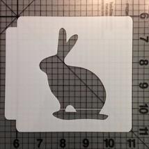 Bunny Stencil 101 - $3.50+