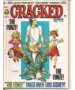 Cracked Magazine #134 Happy Days The Fonze Takes Over Issue Academy Awards - $3.95