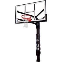 Basketball Backboard Net Rim Spalding Sports Outdoor Play Ball In Ground... - $2,517.99