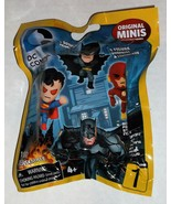 DC Comics Original Minis Series 1 Collectible Figure Sealed Brand New - $2.95