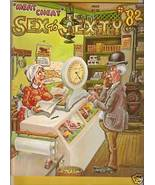 "SEX TO SEXTY CARTOON MAG #82 TITLE ""MEAT CHEAT"" - $34.97"